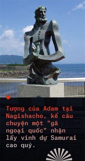 Tượng của Adam tại Nagishacho