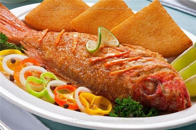 Ăn cá khiến bạn dễ ngộ độc