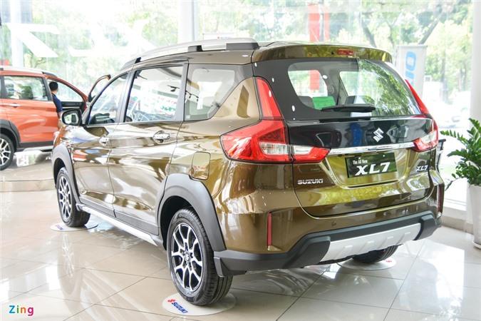 Xe nang gam kho thay the SUV/CUV thuc thu anh 4