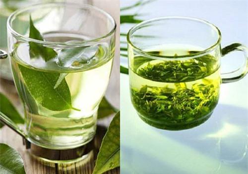 Uống nước chè xanh mỗi ngày giảm cân