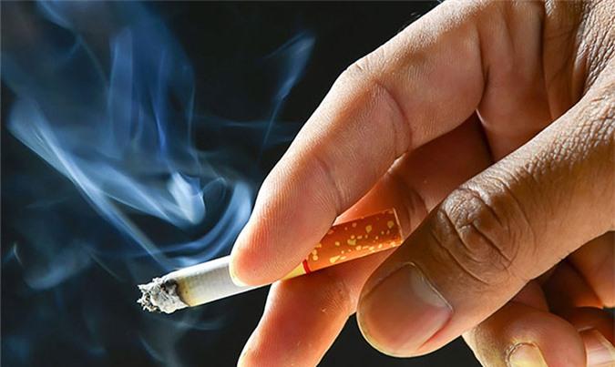 Thuốc lá chứa chất nicotine gây ung thư