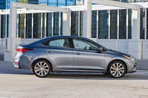 Top 10 ôtô được ưa chuộng nhất tại Nga: Hyundai Accent góp mặt