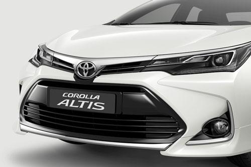 Ảnh: Toyota Việt Nam.