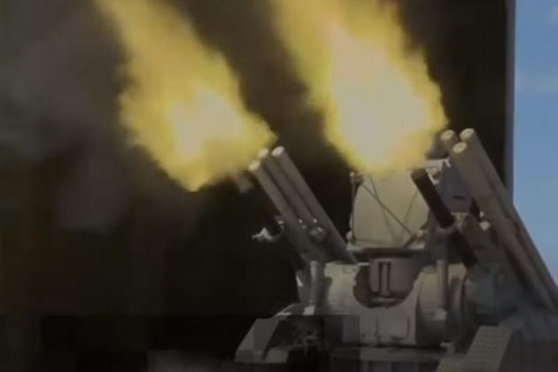 Tổ hợp tên lửa - pháo phòng không Pantsir-M đã có màn thể hiện thiếu thuyết phục. Ảnh: RIA Novosti.