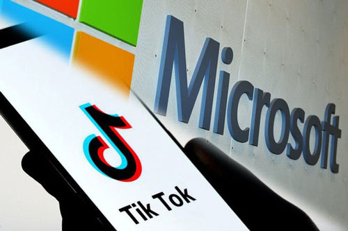 Microsoft muốn mở rộng phạm vi thâu tóm TikTok
