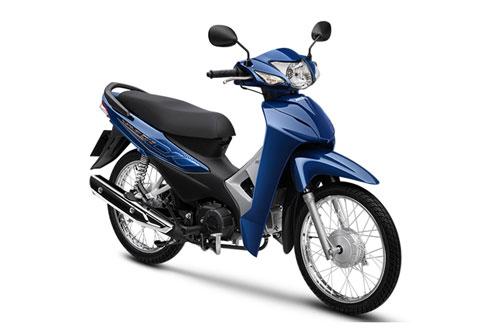 Bảng giá xe số Honda tháng 8/2020