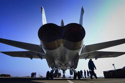 Tiêm kích mới của Nga phá kỷ lục tốc độ của SR-71