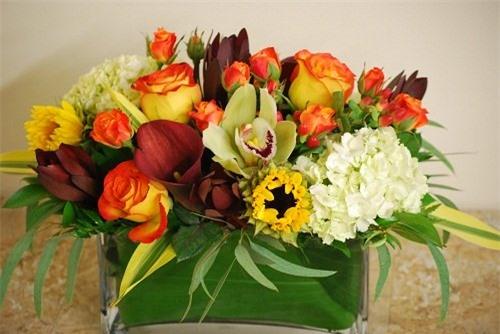 giữ hoa tươi