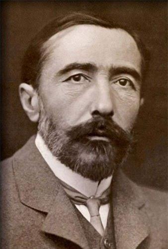 Bản thảo viết tay của nhà văn Joseph Conrad