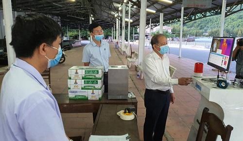 Thừa Thiên Huế: Chi viện 40 bác sĩ, điều dưỡng cho tâm dịch Đà Nẵng