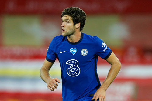 =9. Marcos Alonso (100.000 bảng/tuần).