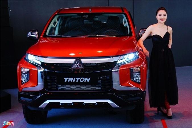 Mitsubishi Triton.