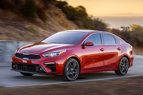 Kia Cerato có giá lăn bánh ra sao trong tháng 8/2020 - đối thủ của Mazda 3, Honda Civic