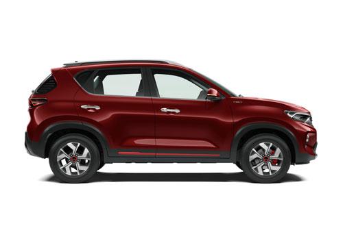 Kia ra mắt SUV giá rẻ sử dụng động cơ tăng áp
