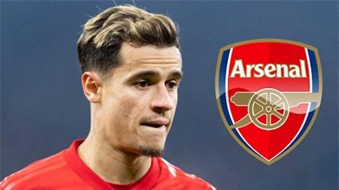 Arsenal đồng ý các điều khoản cá nhân với Coutinho