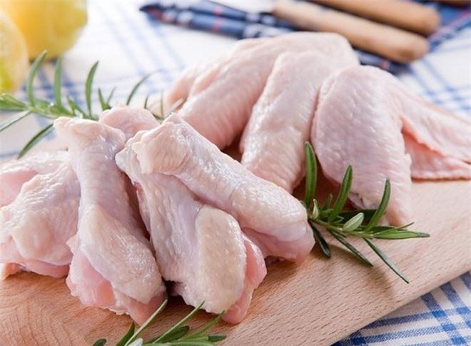 Thịt gà tốt cho hệ tiêu hóa của bé