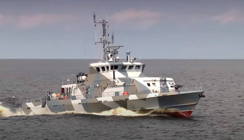 """Nga tăng cường tàu chống phá hoại Dự án 21980 """"Grachonok"""""""