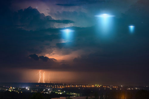 Quân đội Mỹ liên tiếp 'chạm mặt' UFO nhưng vẫn vô vọng trong việc tìm người ngoài hành tinh