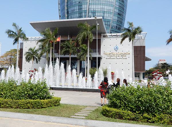 Đà Nẵng: Một cán bộ đang làm việc tại tòa nhà Trung tâm Hành chính TP mắc Covid-19