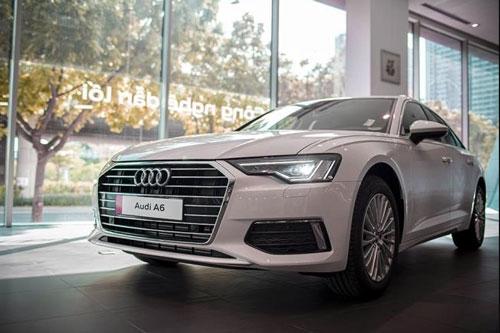 Audi A6 2020.