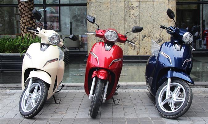 Mẫu xe máy điện VinFast Klara đang thịnh hành tại Việt Nam. Ảnh: Vingroup