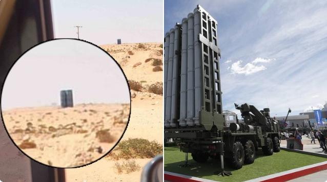 Nga đã đưa S-350 Vityaz tới Libya thay vì S-300 Favorit? Ảnh: Avia-pro.