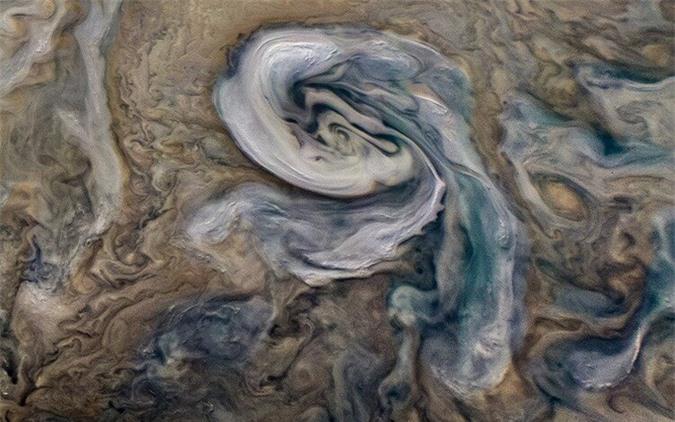 Hành tinh có thể chứa sự sống kỳ lạ đầy… mưa đá bốc mùi - Ảnh 1.
