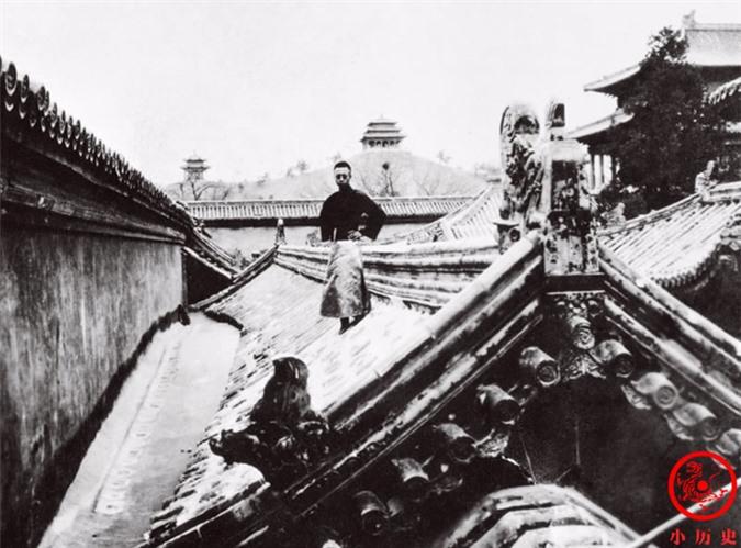 Loạt ảnh chân thật nhất về gia đình Hoàng đế cuối cùng của triều Thanh:  - Ảnh 1.