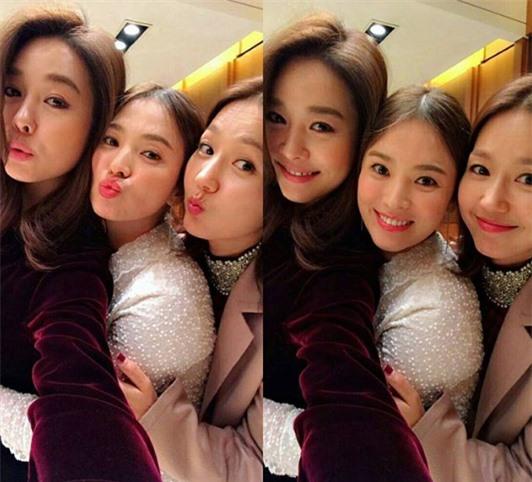 Những hội bạn thân sở hữu toàn gương mặt đình đám nhất nhì Kbiz: Son Ye Jin và Song Hye Kyo đều có được hội chị em toàn mỹ nhân - Ảnh 5.