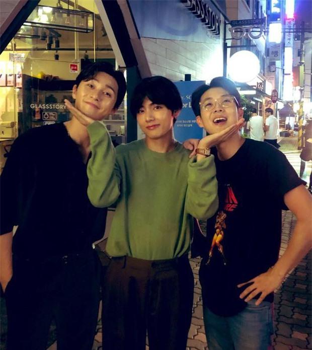 Những hội bạn thân sở hữu toàn gương mặt đình đám nhất nhì Kbiz: Son Ye Jin và Song Hye Kyo đều có được hội chị em toàn mỹ nhân - Ảnh 8.