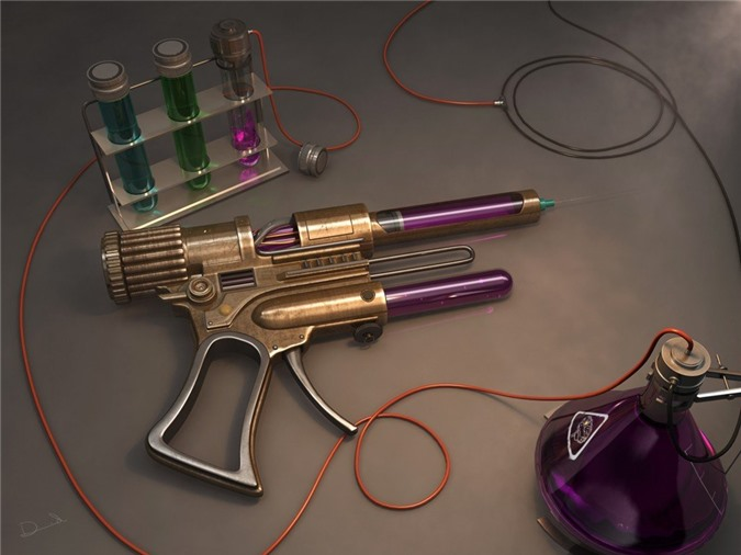Những loại vũ khí 'không tưởng' trong chiến tranh