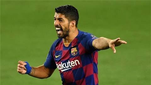 Suarez: 'Cơ hội thắng cho Barca và Bayern là 50-50'