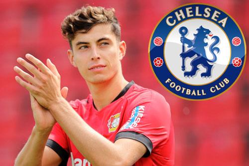 CHUYỂN NHƯỢNG Chelsea: Chelsea đạt được thoả thuận với Havertz, đánh tiếng muốn có Stones
