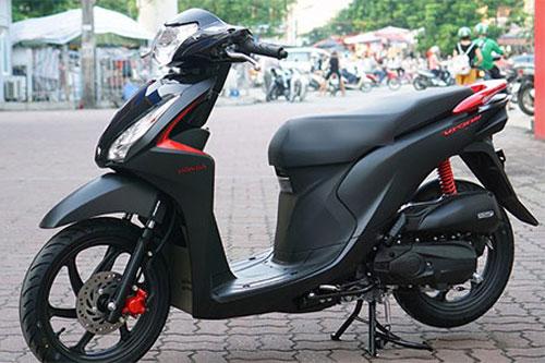 Giá xe Honda Vision tháng 8/2020