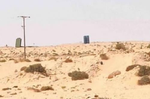 Tổ hợp phòng không S-300 đã xuất hiện tại Libya. Ảnh: Al Masdar News.