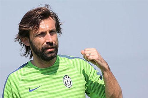 Juventus bổ nhiệm Pirlo làm tân HLV chỉ vài giờ sau khi sa thải Sarri