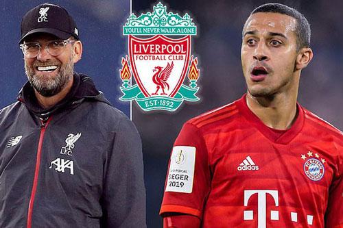 Liverpool và Bayern Munich chưa tìm được tiến nói chung trong vụ Thiago Alcantara.