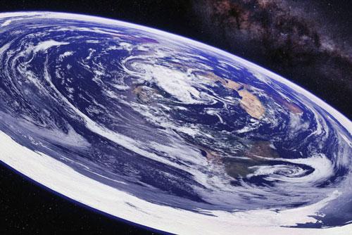 'Cười ngất' với hai thanh niên cố gắng chứng minh Trái Đất phẳng và cái kết đắng