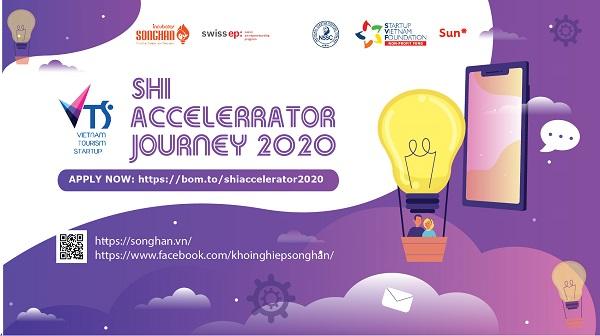 Hướng dẫn tham gia tuyển chọn Vòng tăng tốc - Khởi nghiệp du lịch 2020