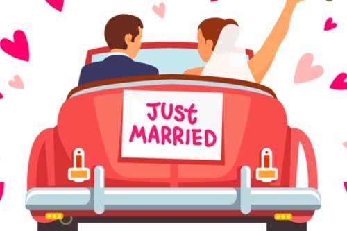 Trắc nghiệm: Hôn nhân có làm bạn hạnh phúc hơn thời độc thân?