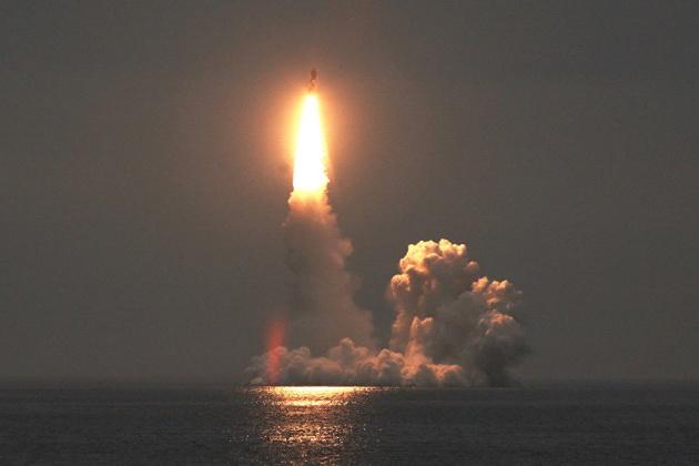 Khu vực triển khai ICBM dưới nước Skif của Nga được xác định?