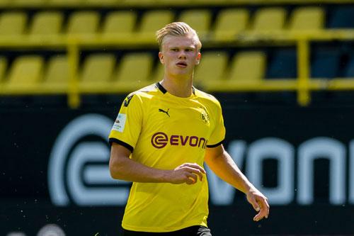 4. Erling Haaland (Dortmund mua từ Red Bull Salzburg, 20 triệu euro).