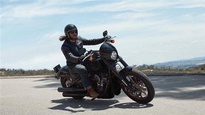 Harley-Davidson Softail Low Rider S.