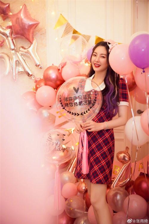 Song Hye Kyo Trung Quốc được tặng hoa hồng khổng lồ - 6