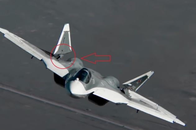 Lộ điểm yếu mới của tiêm kích tàng hình Su-57