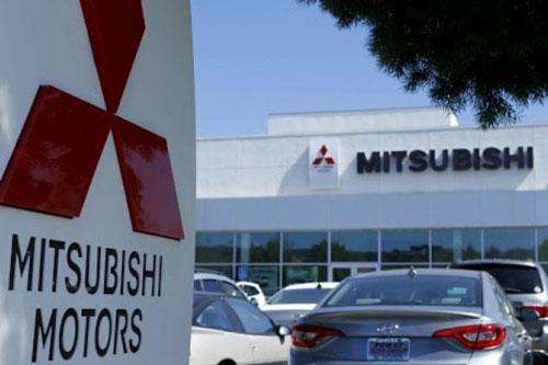 Tập đoàn ô tô Mitsubishi dự tính thua lỗ 3,4 tỷ USD