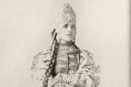 Khám phá trang phục truyền thống của nước Nga cuối thế kỷ 19