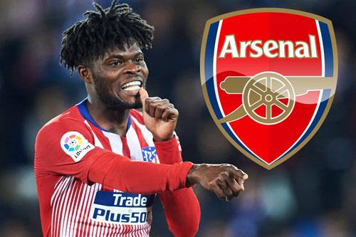 CHUYỂN NHƯỢNG Arsenal: Atletico 'bật đèn xanh' cho Pháo thủ mua Partey
