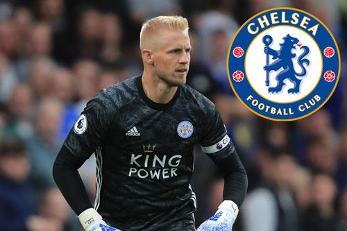 CHUYỂN NHƯỢNG Chelsea: Lampard 'chấm' Kasper Schmeichel thay Kepa
