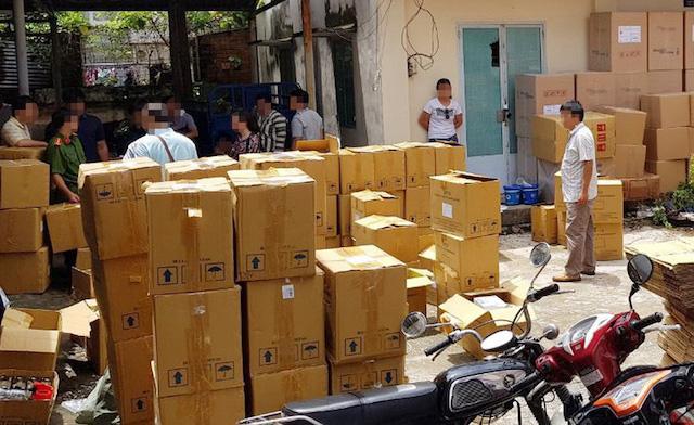 3 anh em ruột sản xuất thuốc giả ở Sài Gòn hoạt động ra sao?